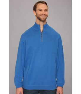 Tommy Bahama Big & Tall Big Tall Flip Side Pro Half Zip Mens Clothing (Navy)
