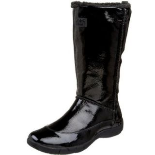 AK Anne Klein Sport Women's Nepali Casual Boot,Black,9.5 M US Shoes