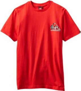 Quiksilver Men's Back It Up, Red, XX Large at  Men�s Clothing store