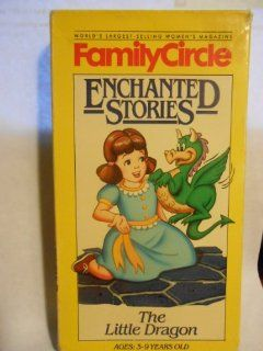 Little Dragon/Animated [VHS] Family Circle Movies & TV
