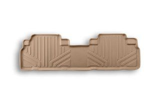Maxliner MAXFLOORMAT Second Row Custom Fit All Weather Floor Mat For Select Toyota RAV4 Models   (Tan) Automotive