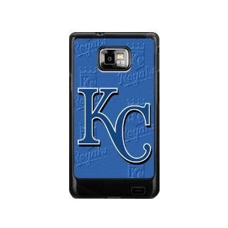 New Design Kansas City Royals Samsung Galaxy S2 Case Mlb Samsung Galaxy S2 Custom Case(DOESN'T FIT T MOBILE AND SPRINT VERSIONS) Cell Phones & Accessories