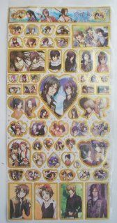 Japan Anime Hakuoki Shinsengumi LARGE Stickers Sheet #2