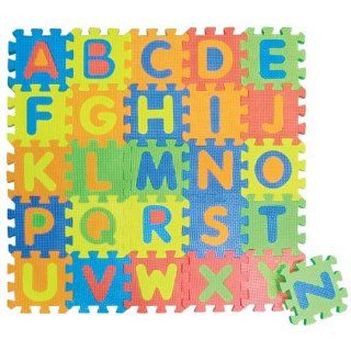 Mini Edu Tile Toy Set Model Letters Set Toys & Games