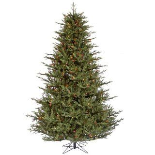 6.5' Itasca Frasier Artificial Christmas Tree   Multi Color LED Lights