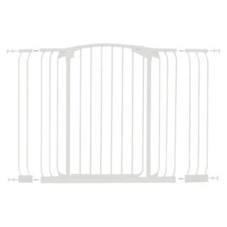 Dreambaby Chelsea Tall Xtra Hallway Swing Close Gate Combo   White