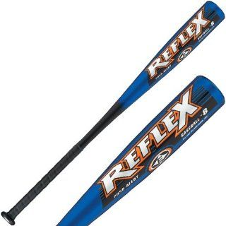 "Easton Reflex BX56 ( 8) Baseball Bat Size 29"" 21oz.  Standard Baseball Bats  Sports & Outdoors"
