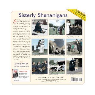 Nuns Having Fun 2014 Wall Calendar Maureen Kelly, Jeffrey Stone 9780761173809 Books