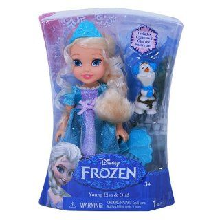 Disney Frozen   Young Elsa and Olaf Toys & Games