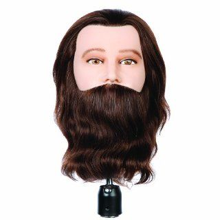 "Hairart Joe 10"" Deluxe with Beard Classic Mannequin Head (4015) Health & Personal Care"
