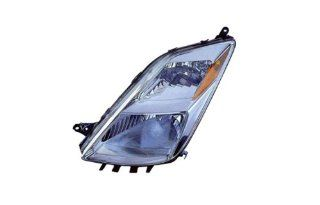 Toyota Prius Replacement Headlight Assembly (Non HID Type)   Driver Side Automotive