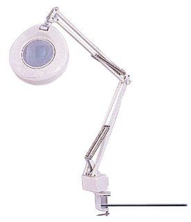 Grandrich ML 245 WHT Heavy Duty Fluorescent Magnifier Light   Work Lights