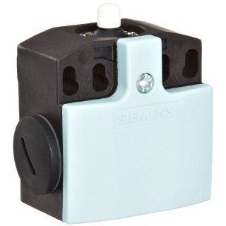 Siemens 3SE5 242 0HC05 Mechanical Position Switch, Complete Unit, Plastic Enclosure, 50mm Width, Rounded PTFE Plunger, Snap Action Contacts, Integrated, 1 NO + 1 NC Contacts Electronic Component Limit Switches