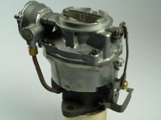 1962 CHEVY IMPALA BEL AIR CARBURETOR ROCHESTER BC 1BBL fits 235ci 6cyl #1078 Automotive