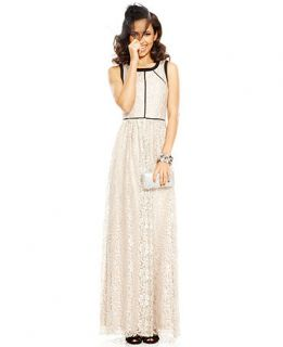 Prom 2014 Vintage Muse Sleeveless Lace Dress Look   Women