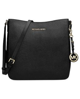 MICHAEL Michael Kors Jet Set Travel Large Saffiano Messenger Bag   Handbags & Accessories