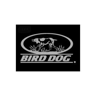 Bird Dog Upstream Images Silver Vinyl Wildlife Car Truck Window Decal Sticker Automotive
