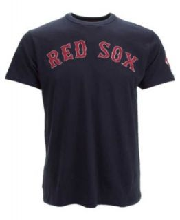 47 Brand Mens Boston Red Sox Scrum T Shirt   Sports Fan Shop By Lids   Men