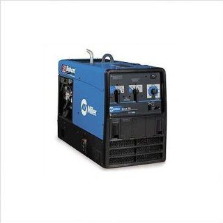 Bobcat 225 Carbon Dioxide Engine Driven Welder / Generator 210A Type BOBCAT 225 (R) W/CSA   Tig Welding Equipment