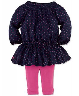 Ralph Lauren Baby Set, Baby Girls 2 Piece Tunic & Leggings   Kids