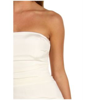 Nicole Miller Sleeveless Wedding Gown