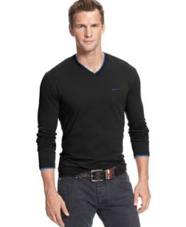 Armani Jeans Long Sleeve Slim Fit Shirt   Casual Button Down Shirts   Men