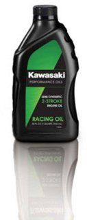 Kawasaki 2 Stroke Motorcycle Racing Oil 1 Quart K61021 208A Automotive