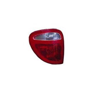 Chrysler Town & Country / Dodge Caravan / Grand Caravan 04 07 Tail Light Assembly RH USA Passenger Side CAPA Automotive