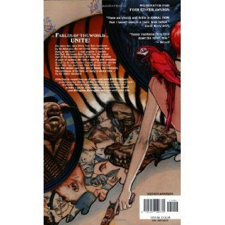 Fables Vol. 2 Animal Farm (Fables (Graphic Novels)) Bill Willingham, Mark Buckingham 9781401200770 Books