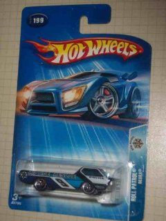 Roll Patrol Series Deora #2004 199 Collectible Collector Car Mattel Hot Wheels Toys & Games