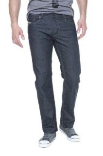 Diesel Men's Waykee Regular Straight Leg Jean 0088Z at  Men�s Clothing store