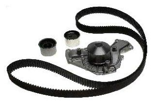 Gates TCKWP195 Engine Timing Belt Kit with Water Pump Automotive