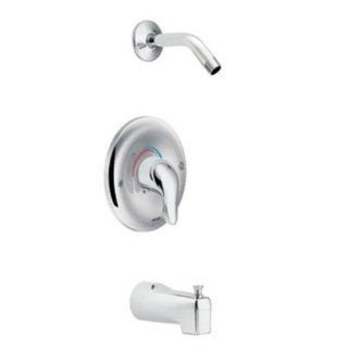 Moen TL183NH Single Handle Tub and Shower Trim, Chrome   Tub And Shower Faucets