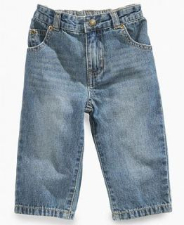First Impressions Playwear Baby Jeans, Baby Boys 5 Pocket Jeans   Kids