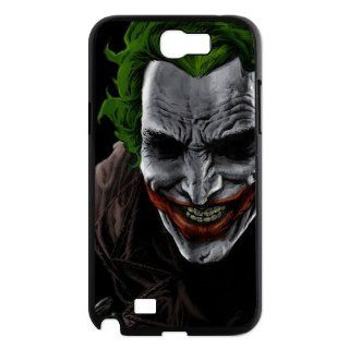 Designyourown Case Joker Samsung Galaxy Note 2 Case Samsung Galaxy Note 2 N7100 Cover Case SKUnote2 172 Cell Phones & Accessories