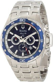 Bulova Men's 98B163 Marine Star Watch Bulova Watches