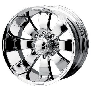 22x10 Mazzi Hulk (755) (Chrome) Wheels/Rims 6x139.7 (755C 22183) Automotive