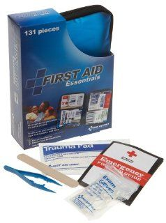 First Aid Only All purpose First Aid Kit, Soft Case, 131 Piece Kit (Pack of 2) Health & Personal Care