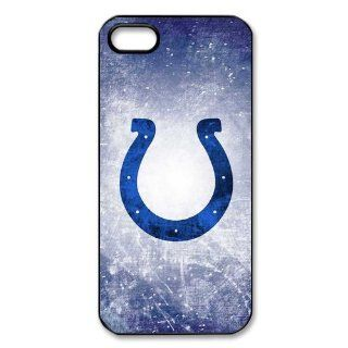 DIYCase Cool NFL Series Indianapolis Colts Custom iPhone 5 Case Cover with picture   139735 Cell Phones & Accessories