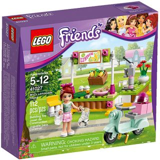 LEGO Friends Set, Mias Lemonade Stand