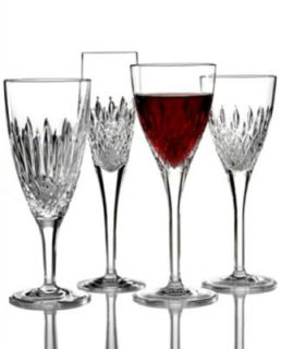 Monique Lhuillier Waterford Stemware, Ellypse Collection
