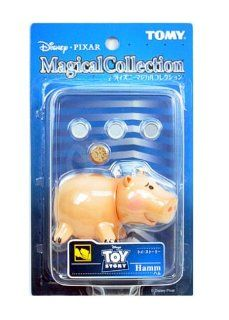 Disney Magical Collection #109 Toy Story Hamm Figure Toys & Games