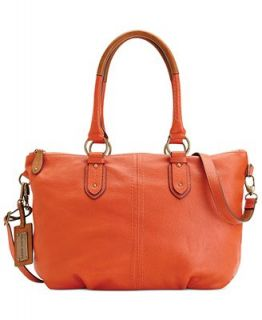 Franco Sarto Handbag, Christie Top Zip Leather Tote   Handbags & Accessories