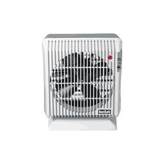 HeatSafe 1500 Watt Heater Fan with Fan Only Setting, Model HS 105 Home & Kitchen