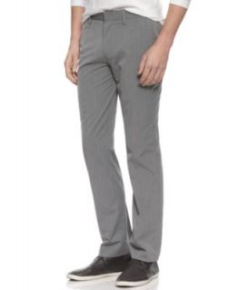 Kenneth Cole Reaction Pants, Core Mini Stripe Dress Pants   Pants   Men
