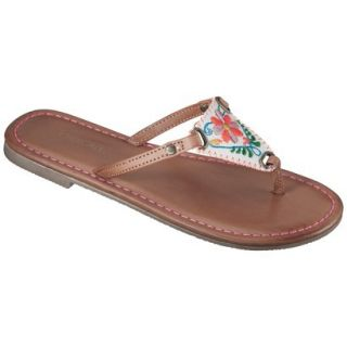 Girls Cherokee® Freda Flip Flop Sandals   B