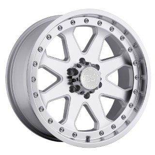 20x9 Black Rhino Imperial (Silver w/ Machined Face & Lip) Wheels/Rims 6x139.7 (2090MPR126140S12) Automotive