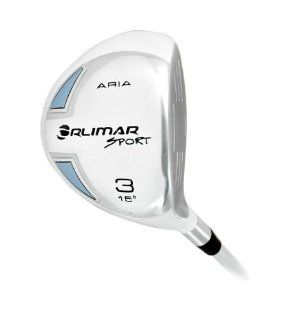 Orlimar Sport Golf Women's Aria 3 Fairway Wood Right Hand  Sports & Outdoors