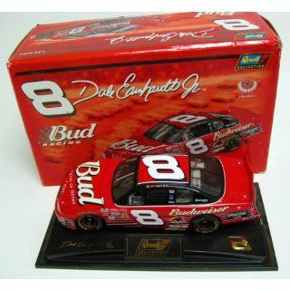 Dale Earnhardt Jr. Revell Collection Budweiser 124 Scale Die Cast Car Sports Collectibles