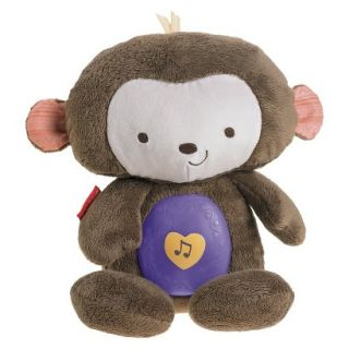 Fisher Price SnugaMonkey Sleepytime Plush Baby Toy